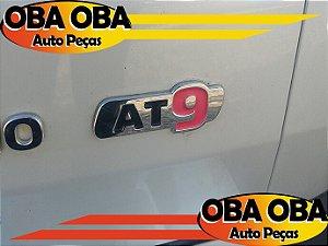 Emblema Da Tampa (AT9) Fiat Toro Volcano Tração 4x4 Diesel 2.0 2016/2017