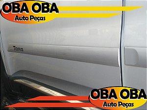 Aplique da Porta Dianteira Esquerda Fiat Toro Volcano Tração 4x4 Diesel 2.0 2016/2017
