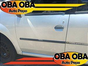 Porta Dianteira Esquerda Esquerdo Logan 1.0 16v Flex 2008/2009