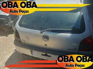Tampa Traseira Gol 1.6 Power 2004/2004