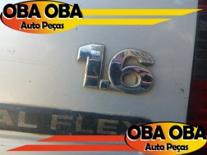 Emblema Da Tampa (1.6) Gol 1.6 Power 2004/2004