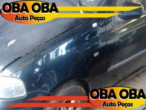 Paralama Esquerdo Palio Weekend 1.6 16v Gasolina 2000/2001