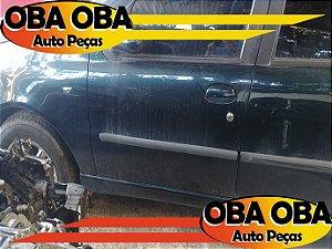 Porta Dianteira Esquerda Palio Weekend 1.6 16v Gasolina 2000/2001