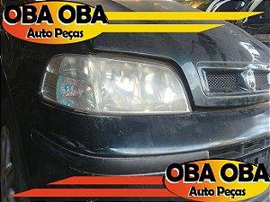 Parachoque Dianteiro Palio Weekend 1.6 16v Gasolina 2000/2001