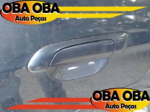 Maçaneta Externa Traseira Esquerda Honda Civic LX 1.7 16v Gasolina 2004/2004