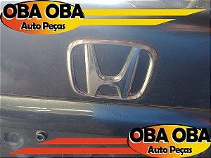 Emblema da Tampa Traseira (LOGO) Honda Civic LX 1.7 16v Gasolina 2004/2004