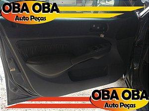 Forro de Porta Dianteira Esquerda Honda Civic LX 1.7 16v Gasolina 2004/2004