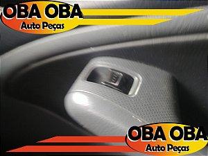 Botão De Vidro Dianteiro Direito Honda Civic LX 1.7 16v Gasolina 2004/2004