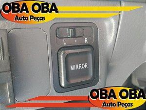 Botão do Retrovisor Honda Civic LX 1.7 16v Gasolina 2004/2004