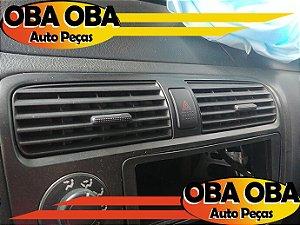 Difusor de ar Central Direito Honda Civic LX 1.7 16v Gasolina 2004/2004