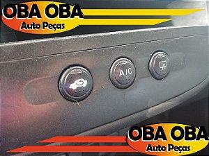 Botão de Ar (AC) Honda Civic LX 1.7 16v Gasolina 2004/2004