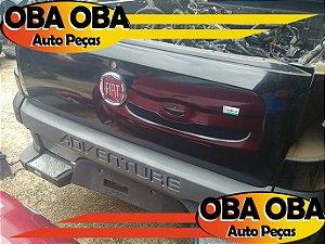 Tampa Traseira Fiat Strada Working 1.4 Flex 2013/2014