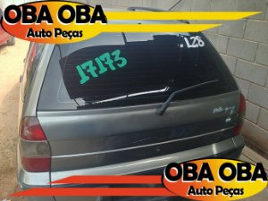 Tampa Traseira Fiat Palio 1.5 Weekend MPI Gasolina 1997/1998