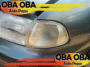 Seta do Farol Esquerdo Fiat Palio 1.5 Weekend MPI Gasolina 1997/1998