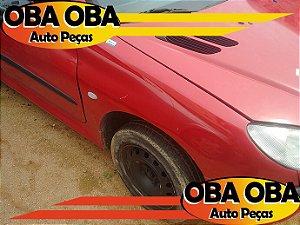 Para-Lama Direito Peugeot 206 1.0 16v Gasolina 2003/2003