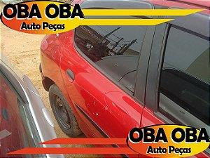 Porta Traseira Direita Peugeot 206 1.0 16v Gasolina 2003/2003