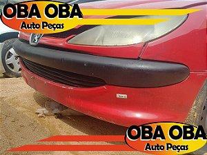 Para-choque Dianteiro Peugeot 206 1.0 16v Gasolina 2003/2003