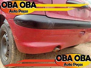 Parachoque Traseiro Peugeot 206 1.0 16v Gasolina 2003/2003