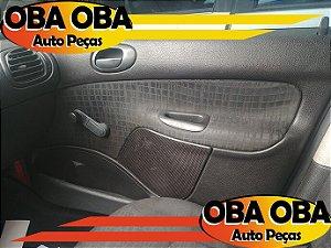 Forro De Porta Dianteira Direita Peugeot 206 1.0 16v Gasolina 2003/2003