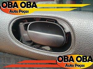 Maçaneta Interna Dianteira Esquerda Peugeot 206 1.0 16v Gasolina 2003/2003