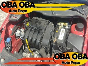 Motor Parcial Peugeot 206 / Clio 1.0 16v Gasolina 2003/2003