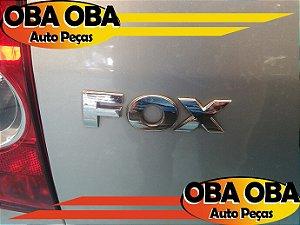 Emblema Da Tampa (FOX) Fox 1.0 Flex 2009/2009