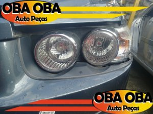 Farol Esquerdo Sonic Sedan Ecotec 1.6 16v Flex 2012/2013