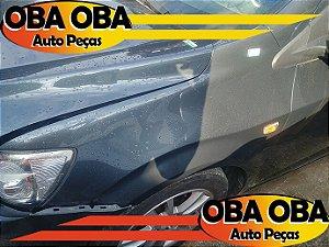 Paralama Esquerda Sonic Sedan Ecotec 1.6 16v Flex 2012/2013