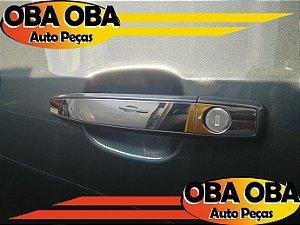 Maçaneta Externa Dianteira Esquerda Sonic Sedan Ecotec 1.6 16v Flex 2012/2013