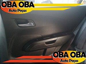 Forro De Porta Traseira Direita Sonic Sedan Ecotec 1.6 16v Flex 2012/2013