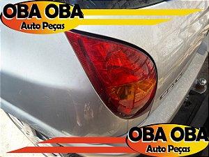 Lanterna Esquerda Chevrolet Celta 1.0 Gasolina 2004/2005
