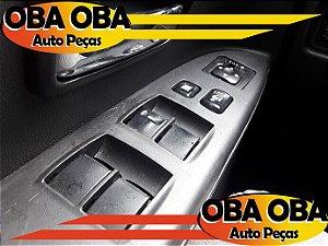 Botão De Vidro Dianteiro Esquerdo Mitsubishi Asx 2.0 Chiptronic 2011/2012