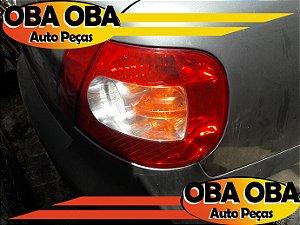 Lanterna Direita Fiat Siena Fire Flex 1.0 2007/2007