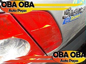 Lanterna da Tampa Esquerda Fiat Siena Fire Flex 1.0 2007/2007