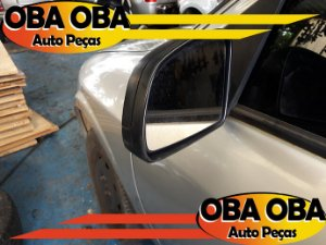Retrovisor Esquerdo Chevrolet Celta Ls 1.0 Flex 2013/2013