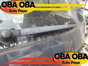 Limpador do Vigia Volkswagen Fox 1.0 Flex 2006/2006