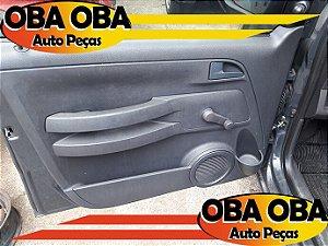 Forro De Porta Dianteira Esquerda Volkswagen Fox 1.0 Flex 2006/2006