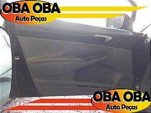 Forro Dianteira Esquerda Honda New Civic 1.8 Flex Aut 2008/2008