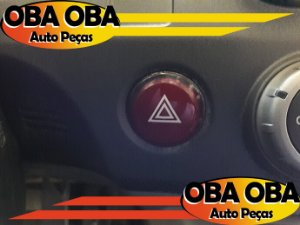 Botão de Alerta  Honda New Civic 1.8 Flex Aut 2008/2008
