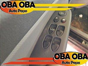 Botão De Vidro Dianteiro Esquerdo Honda New Civic 1.8 Flex Aut 2008/2008