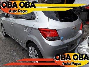 Tampa Traseira Chevrolet Onix Lt 1.4 Aut Flex 2016/2016
