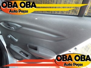 Forro De Porta Traseira Direita Chevrolet Onix Lt 1.4 Aut Flex 2016/2016
