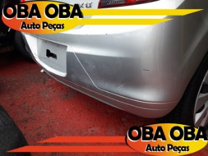 Para-choque Chevrolet Onix Lt 1.4 Aut Flex 2016/2016