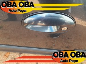 Maçaneta Externa Dianteira Esquerda Chevrolet Prisma 1.4 Flex 2009