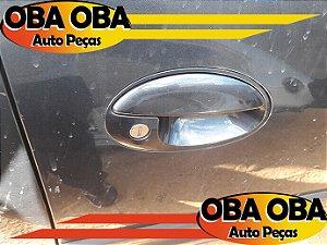 Maçaneta Externa Dianteira Direita Chevrolet Prisma 1.4 Flex 2009