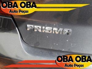 Logo Prisma Chevrolet Prisma 1.4 Flex 2009