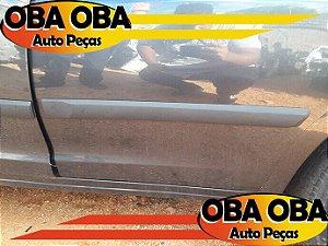 Friso da Porta Traseira Esquerda Chevrolet Prisma 1.4 Flex 2009