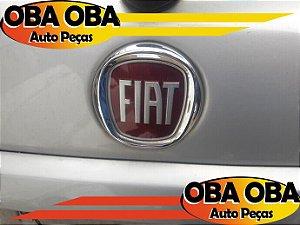 """Emblema da Tampa """"FIAT"""" Palio 1.0 Fire Flex 2010/2010"""