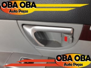 Maçaneta Interna Traseira Esquerda Hyundai Santa FE 2010