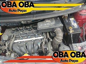 Forro De Porta Traseira Esquerda Volkswagen Gol 1.0 Flex 2014/2014